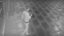 CCTV appeal after damage to Nottingham Contemporary building