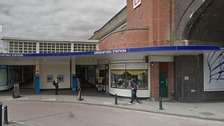 Greenford tube station