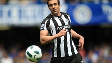 Former Magpies player Jose Enrique reveals his brain tumour treatment