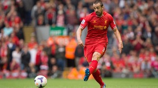 Jose Enrique spent five seasons at Anfield