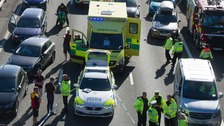 Four deaths on M4 in eight days