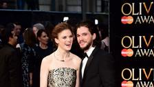 Game Of Thrones' Kit Harington and Rose Leslie get married