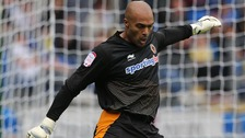 Carl Ikeme has played for Wolverhampton Wanderers and the Nigeria national team.