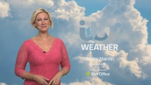 UK Weather Forecast: Becoming cool overnight but warm and sunny again tomorrow.