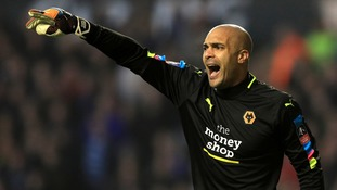 Wolves goalkeeper Ikeme winning leukaemia fight