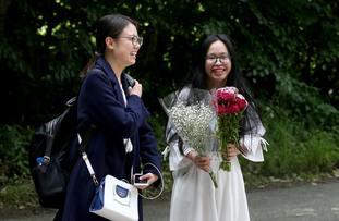 Students and film fans Yunyao Li, 23