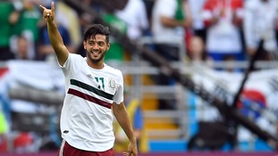 Mexico make it two wins out of two as they beat Korea Republic at Rostov
