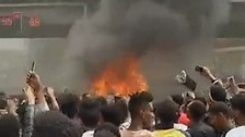 Deadly blast at Ethiopia rally a 'well-orchestrated attack'