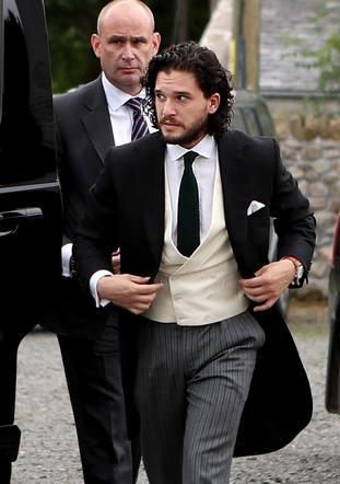 Kit Harington plays Jon Snow in Game Of Thrones