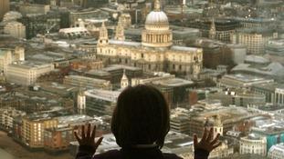 Boris Johnson to open Shard viewing deck
