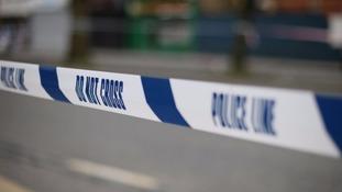 A stock image of a police cordon.