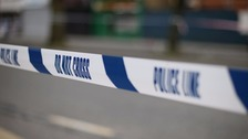 A stock image of a police cordon.