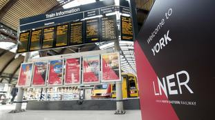 East Coast Main Line trains back under public control
