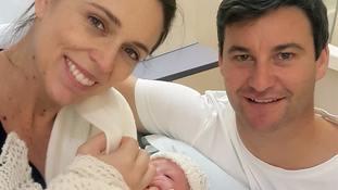 New Zealand Prime Minister Jacinda Ardern names daughter Neve