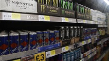 Energy drinks and checkout sweets targeted in obesity fight