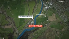 Sudden death of teenage girl in Tavistock