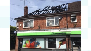 Family lose everything in flat fire
