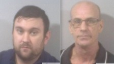 father and son jailed