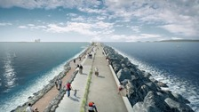 Potential to be centre of 'global expertise' with tidal lagoon