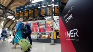 East Coast trains back under Government control