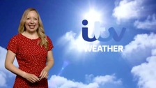 Philippa has Monday's weather