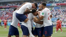 England leading Panama 6-0 as World Cup campaign takes off