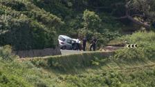 Man dies in road crash in Jersey