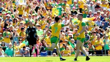 Donegal win Ulster GAA senior football final