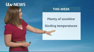 East Midlands Weather: Fine, largely sunny