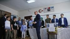 Erdogan takes big lead in Turkey presidential vote, results show