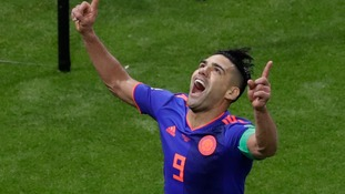 Colombia kept alive their hopes of making the last 16 and knocked Poland out of the World Cup with a 3-0 victory