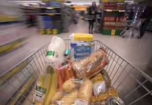 Shoppers will be able to put loose fruit and veg in paper bags, instead of plastic