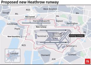 The new runway would increase capacity at what is already Europe's busiest airport
