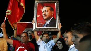 Recep Tayyip Erdogan proclaimed winner of Turkey election that brings him sweeping new powers