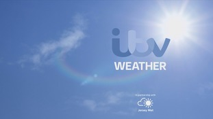 Sunny with highs of 25 degrees
