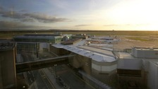 Manchester Airport celebrates 80th birthday
