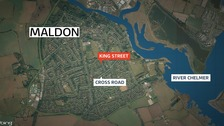 Child hit by car in Maldon, Essex left fighting for life