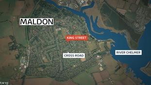 The child was hit on King Street, Maldon
