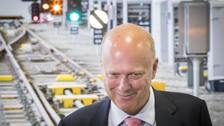 Don't blame me... Transport secretary says 'I don't run railways'