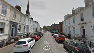 Police appeal for information after man hit with baseball bat in street