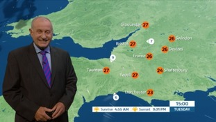 The heat keeps coming - Bob has the West forecast