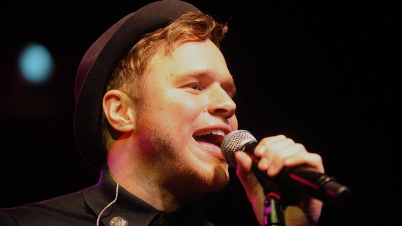Olly Murs to play Peterborough