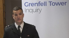 First Grenfell fire responder says he got no 'stay-put' training