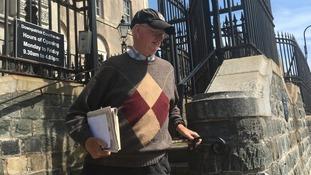 Paedophile priest Daniel John Curran