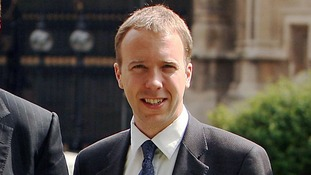 West Suffolk MP Matthew Hancock