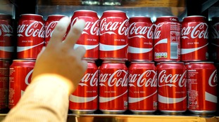 Coca-Cola have said that their production lines have been affected by the shortage.