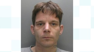 Burglar jailed for Cambridgeshire break-in spree