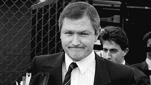 Solicitor Pat Finucane who was murdered by loyalist paramilitaries in 1989