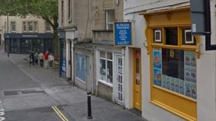 Riad Benotman is the Director of Al Falafel Takeaway Ltd which runs a kebab shop on Monmouth Street.