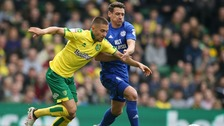 Moritz Leitner has completed a permanent move to Norwich City.